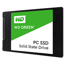 Free WD Green 240GB SSD Upgrade from 64GB ADATA SP900