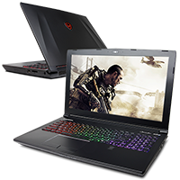 FANGBOOK 4 SX-6 FE300 Gaming  Notebook